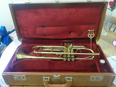 Selmer Paris 1944 Pro Trumpet Original Case  New Photos Added