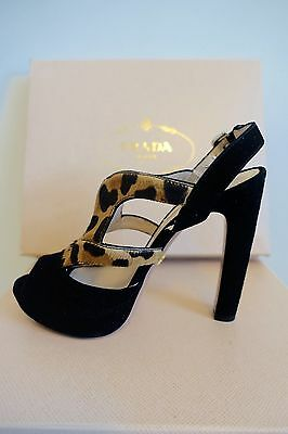 12e6620f06e NEW PRADA HIGH Heels Sandals Shoes