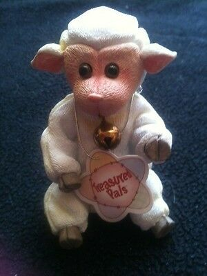 Treasured Pals Limited Edition Collectibles Happy the Lamb