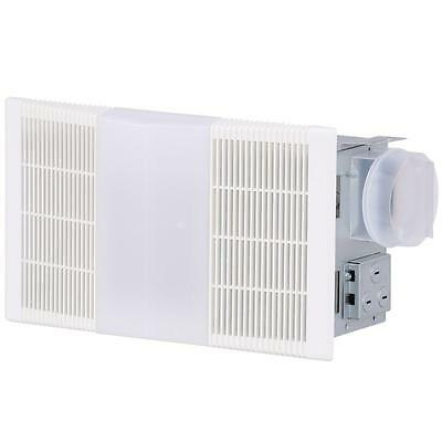 NuTone 70 CFM Ceiling Exhaust Fan with Light 668RP