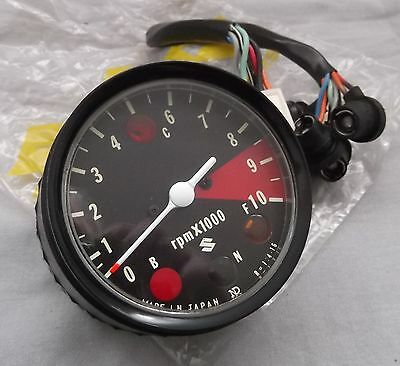 Genuine Suzuki GT185 Tachometer Rev Counter 34201-29342