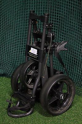 Powakaddy Twinline 3 Push Trolley / 3-Wheel / 52428