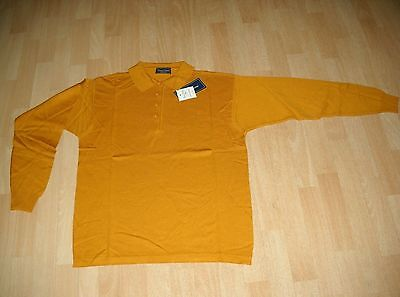 pull homme taille L en laine merinos acrylique neuf