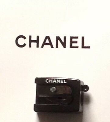 Chanel Pencil Sharpener Black, For Lip And Eye Pencils New