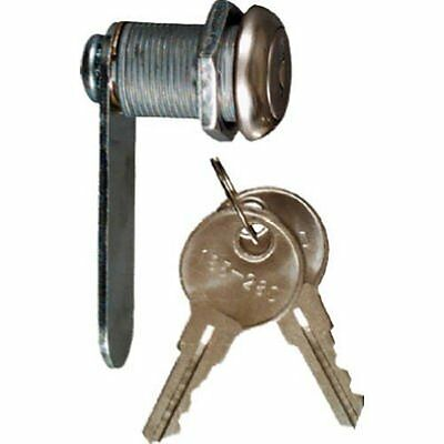 NATIONAL MFG/SPECTRUM BRANDS HHI N183-764 Chrome Dr/Draw Lock, 1/2""