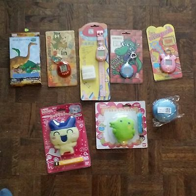 Virtual pet and accessories lot