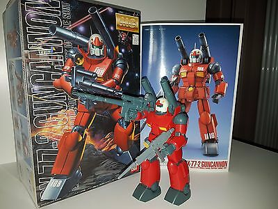 BANDAI JAPAN Mobile Suit GUNDAM NEW RX-77-2 GUNCANNON MG 1/100 MONTATO