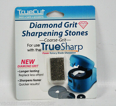 TrueSharp Diamond Replacement Sharpening Stone Coarse