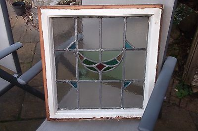 Leaded light Stained glass window