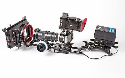 Canon 8-64mm Super16 Cinema Cine Lens + Black Magic Pocket Camera + More