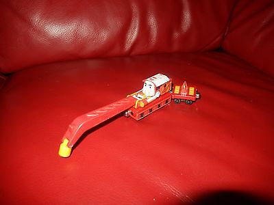 take & play thomas the tank engine train rocky and his car