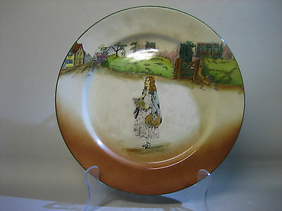 Royal Doulton Dickens Ware decorative plate