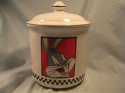 Warner Brothers Bugs Bunny Cookie Jar