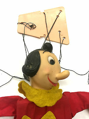 OLIVE OYL OIL from Popeye String Marionette Vintage Antique by GUND 1950'S