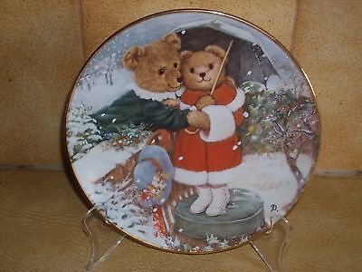 Franklin Mint Furever Yours Plate