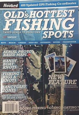 Hooked In Paradise QLD Hottest Fishing Spots 10th Edition