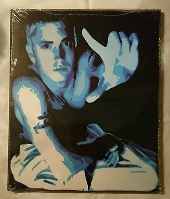 Eminem Pop Art Wall Picture Sealed Ideal Present Christmas Xmas