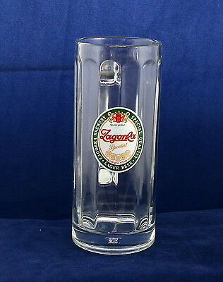 ZAGORKA Special BEER Glass Cup Mug 330 ml by RASTAL Germany - Collectibles Cup