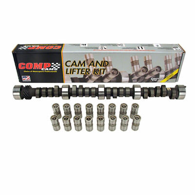 Comp Cams Cl12-249-4 Sbc Chevy 305 350 400 Tpi Xtreme Hyd Camshaft & Lifters