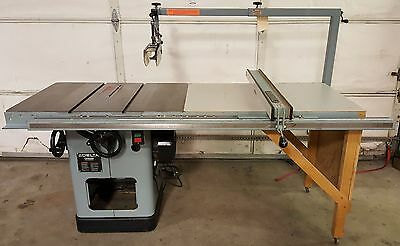"Delta 34-802F 10"" Unisaw Table Saw, 5HP, 3PH, 52"" Biesemeyer Fence & Guard"