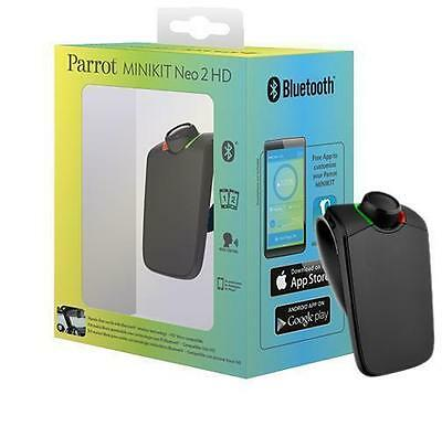 DW111 PARROT MINIKIT Neo 2 HD Bluetooth Mobile Phone hands-free kiT Portable