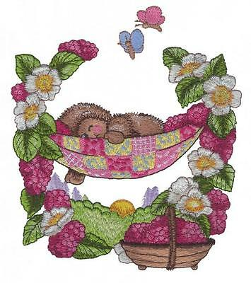 More Cutes Collection  ~ Designs In Machine Embroidery On Cd