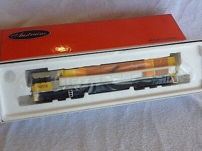 Austrains NR-18 HO DCC Loco - Brand new and still in the original packaging
