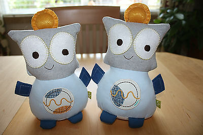 LOLLI LIVING  Baby Bot Bookend Friends, Robot by Lolli Living NEW!