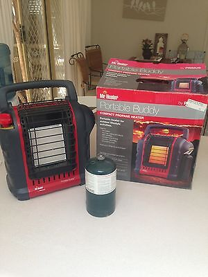 Mr Heater by primus camping heater