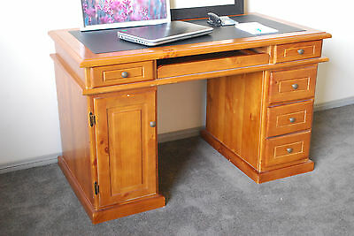 Desk Office Study Student Solid Timber Brand New Clearance Sale Bargain