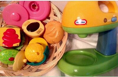 LITTE TYKES Play Kitchen Pretend Play Replacement Parts Lot of 11