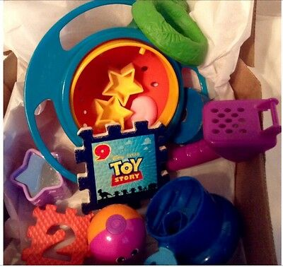 Mix lot Of 12 Toys of Different Popular Name Brands!!!