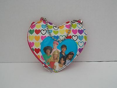 Disney ~ High School Musical ~ Small Heart Shaped Purse