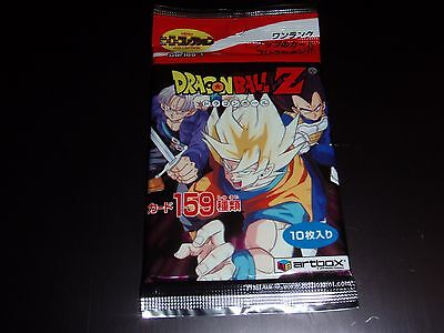 Artbox Dragon Ball Z Trading Cards: New In-Package