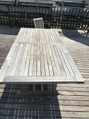 Timber Outdoor Table