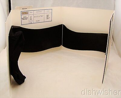 Oroblu Black MAGGIE 20 OB (VOBC01029) ONE PAIR of 20 Den Tights NEW SAMPLE SIZE