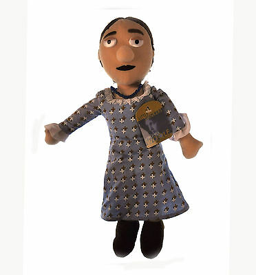 Virginia Woolf Soft Toy - Little Thinkers Doll