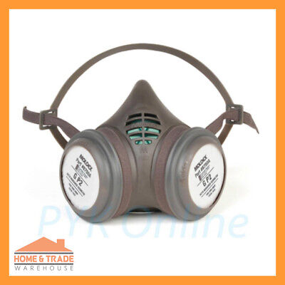 P2 Half Face Respirator MOLDEX 8752A with Filter Nuisance Organic Safety Mask -M