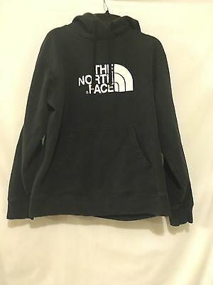 Youth The North Face Black Sweatshirt Hoodie Size Large Youth