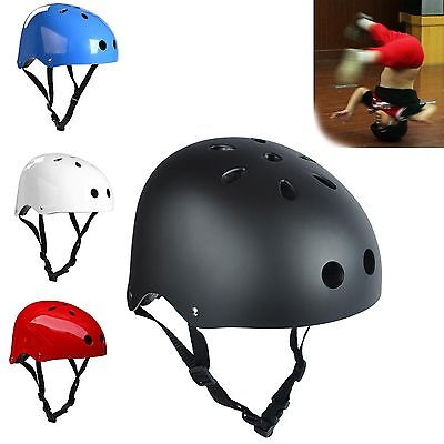 Protect Helmet Kids Adult BMX Bicycle Bike Cycling Scooter Ski Skate Skateboard#