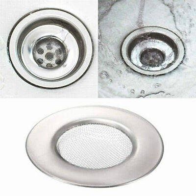 Bathtub Hair Catcher Stopper Shower Drain Hole Filter Trap Metal Sink Strainer