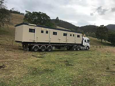 Relocatable Cabin / Transportable Accommodation / Site Shed