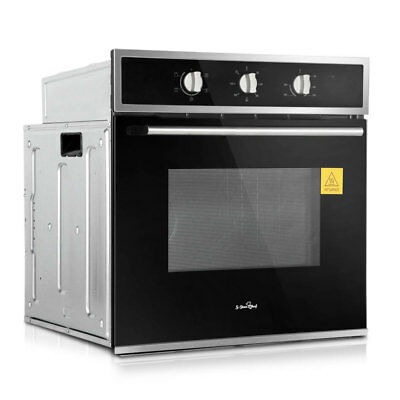 Built-in Electric Fan Forced Oven - 5 Functions
