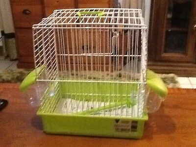 goldfinch mule, canary cage