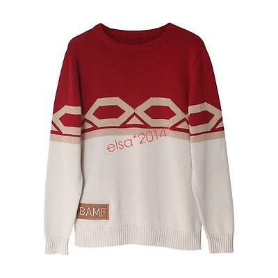 OW Overwatch Jesse Mccree Unisex Winter knitting SweaterShirt Bottoming Pullover