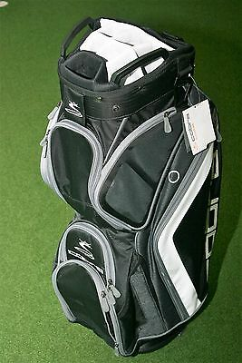 Cobra FLY-Z (schwarz / grau) Cart Bag