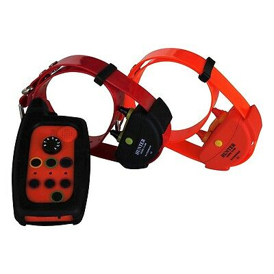 Waterproof Remote Dog training collar range up to 2,000 m for 2 dogs