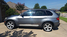 2007 BMW X5 Sport Package BMW X5 2007
