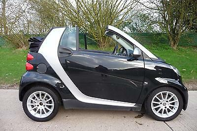 Smart fortwo 1.0 ( 71bhp ) Passion Cabriolet 2008/08 reg