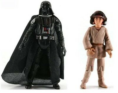 Star Wars Movie Heroes Exclusive Action Figure 2Pack The Rise of Darth Vader